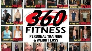 360 Fitness Client Success Video From Red Deer's Personal Training Experts
