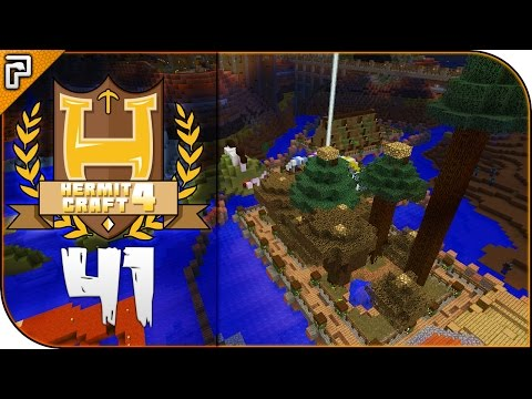 Hermitcraft 4 (Minecraft Survival 1.11 PC) | WE DID IT! Sea Town Central Park! [#41]
