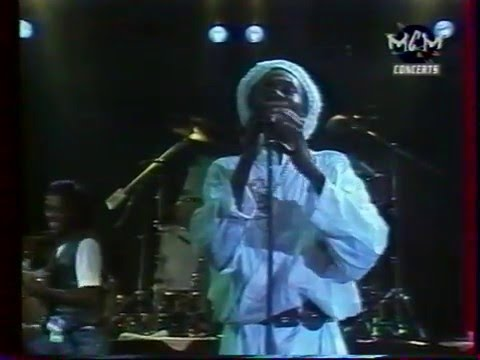 JIMMY CLIFF -Live at Rockpalast Philipshalle Düsseldorf- 01.06.1984