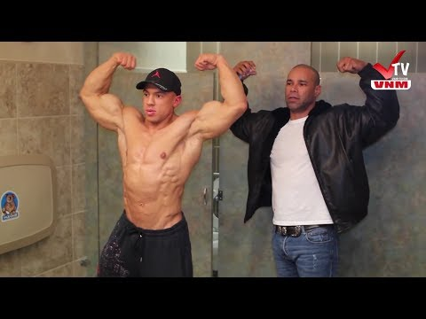 Final tips from Kevin Levrone to Jonathan Later, Arnold ... Kevin Levrone 2014