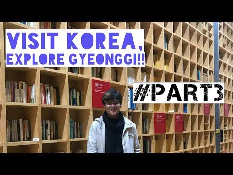 EXPLORE GYEONGGI-DO, SOUTH KOREA (Vlog #Part3)