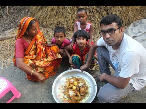 Village Food | Morog masallam is preared in my village