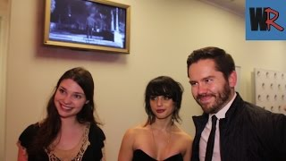 Emerald O'Hanrahan, Amrita Acharia and Martin Delaney Interview - Triforce SFF Awards 2014