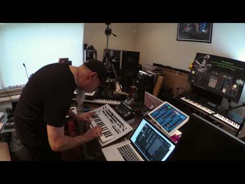 Radial's Key Largo Keyboard Mixer and Performance Pedal Demo