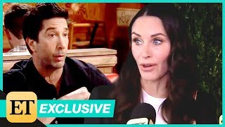 Courteney Cox Reflects on the