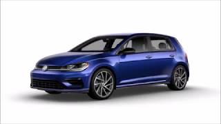 Volkswagen Spektrum Program para o Golf R 2019 - EUA - www.car.blog.br