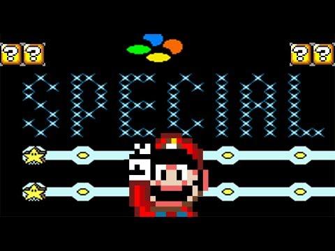 Como liberar as fases especiais de Super Mario World - PT-BR