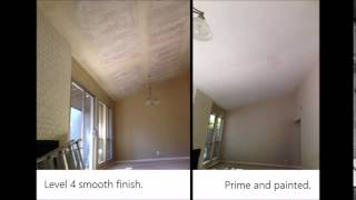 Popcorn Ceiling Removal Archer, FL