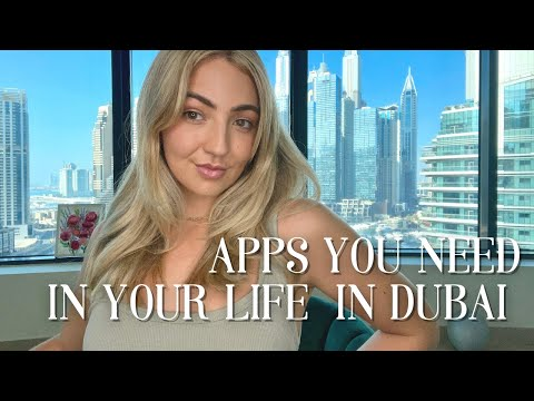 APPS YOU NEED TO LIVE YOUR BEST DUBAI LIFE