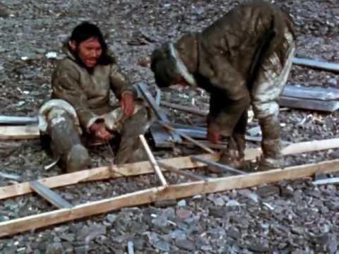 Building a Qajaq Part 1