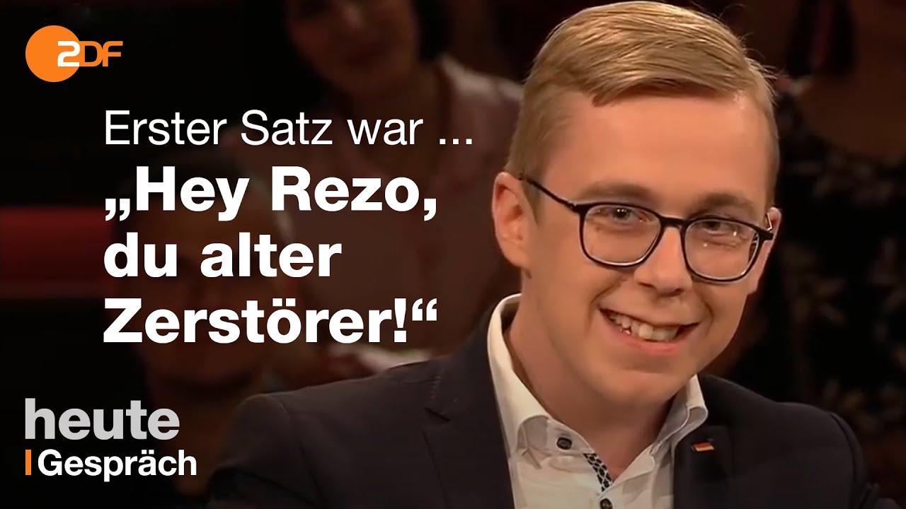 Philipp Amthor über sein Antwort-Video zu Rezo - Markus Lanz