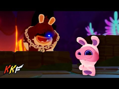 Special Challenge 4-S1: Last Bounce of Courage - Mario + Rabbids Kingdom Battle