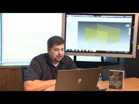 Autodesk Inventor Fundamentals - Basics of Frame Generator Chapter 1