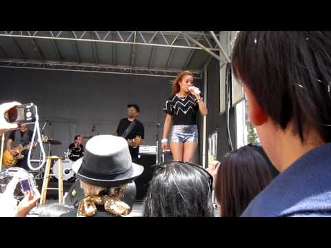 KESHIA CHANTE live at Celebrate Bloor: Unpredictable