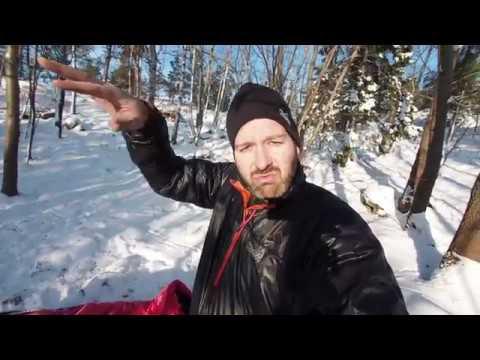 Cumulus Teneqa 850 winter sleeping bag