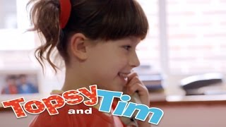Topsy and Tim - Dads Office | Special Topsy and Tim Compilation