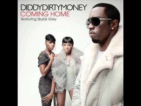 Diddy-Dirty Money ft. Skylar Grey - Coming Home (Dirty South Remix) (HQ)