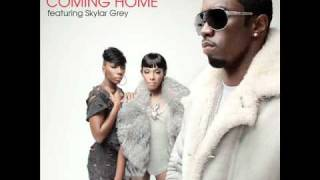 Diddy-Dirty Money ft. Skylar Grey - Coming Home (Dirty South Remix) (HQ) Resimi