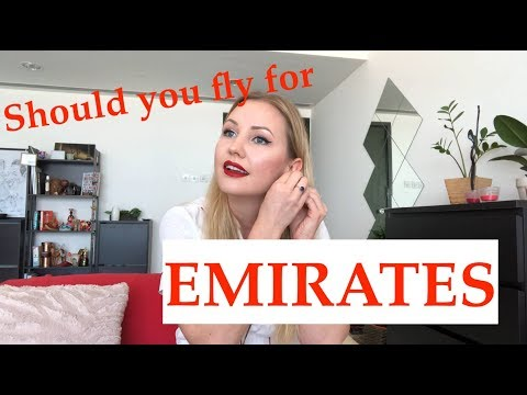 EMIRATES Cabin Crew Training || Is This Job For You?