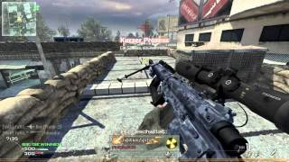 Call of Duty MW2 Invasion - Intervention / Pickup PC Nuke Gameplay