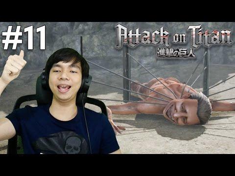 Tangkap Titan - Attack On Titan - Indonesia Gameplay #11