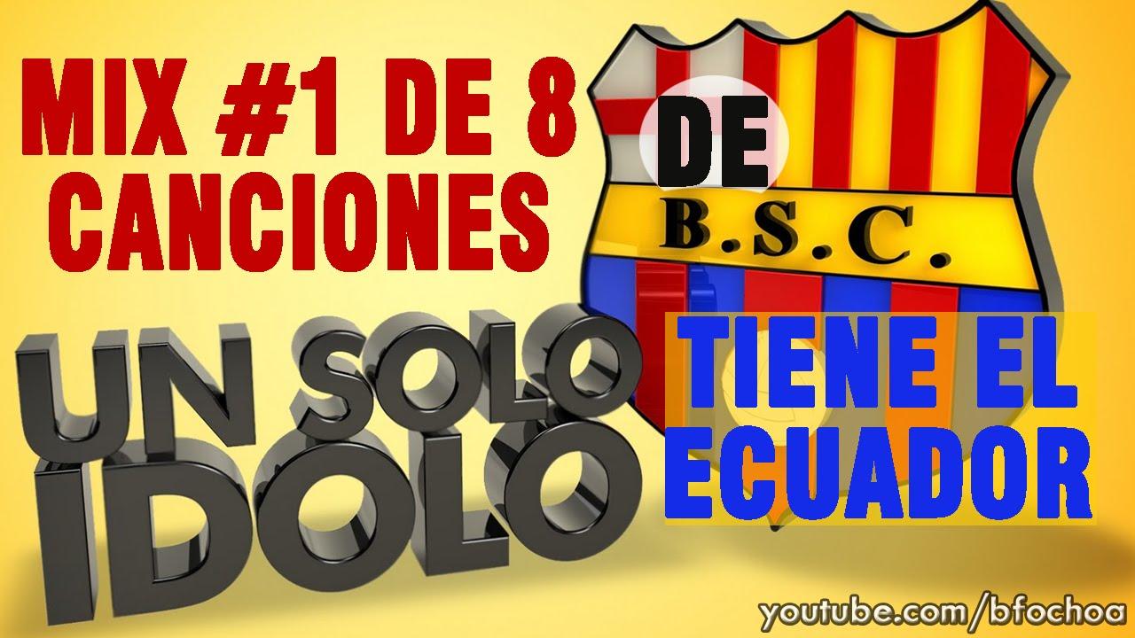 Barcelona Sporting Club Canciones 12