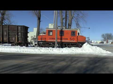 Iowa Traction Railway Winter 2016