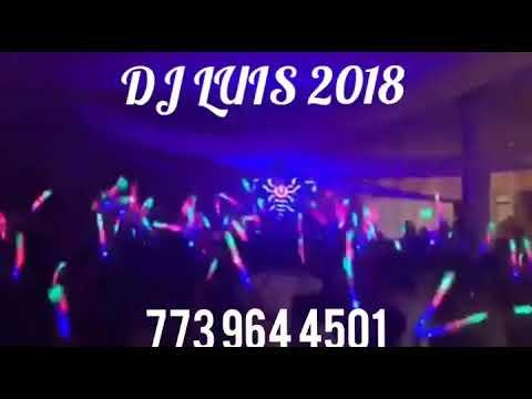 Professional Dj With LED Bars + Robot 2018
