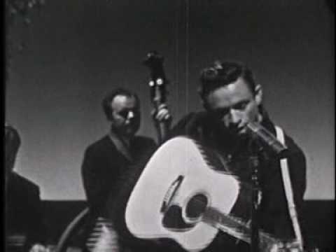 Johnny Cash - Big River (1962) - YouTube