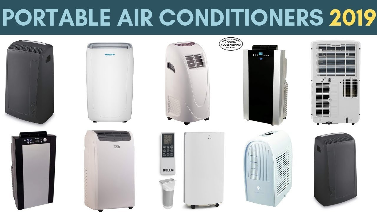 Top 10 Best Portable Air Conditioners On 2019 10 Best Smart Cooling Gadgets To Buy Now Youtube
