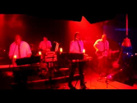 DER BLUTHARSCH - Untitled [Live@Nova Alternativa Praha 2009] HQ
