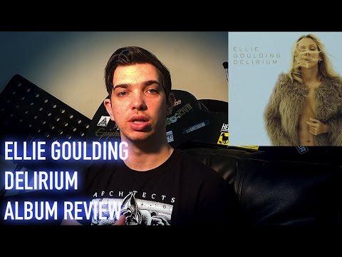 Delirium - Ellie Goulding - Album Review