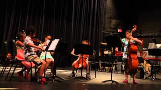 Summer Camp Performance Nobles & Greenough School 5