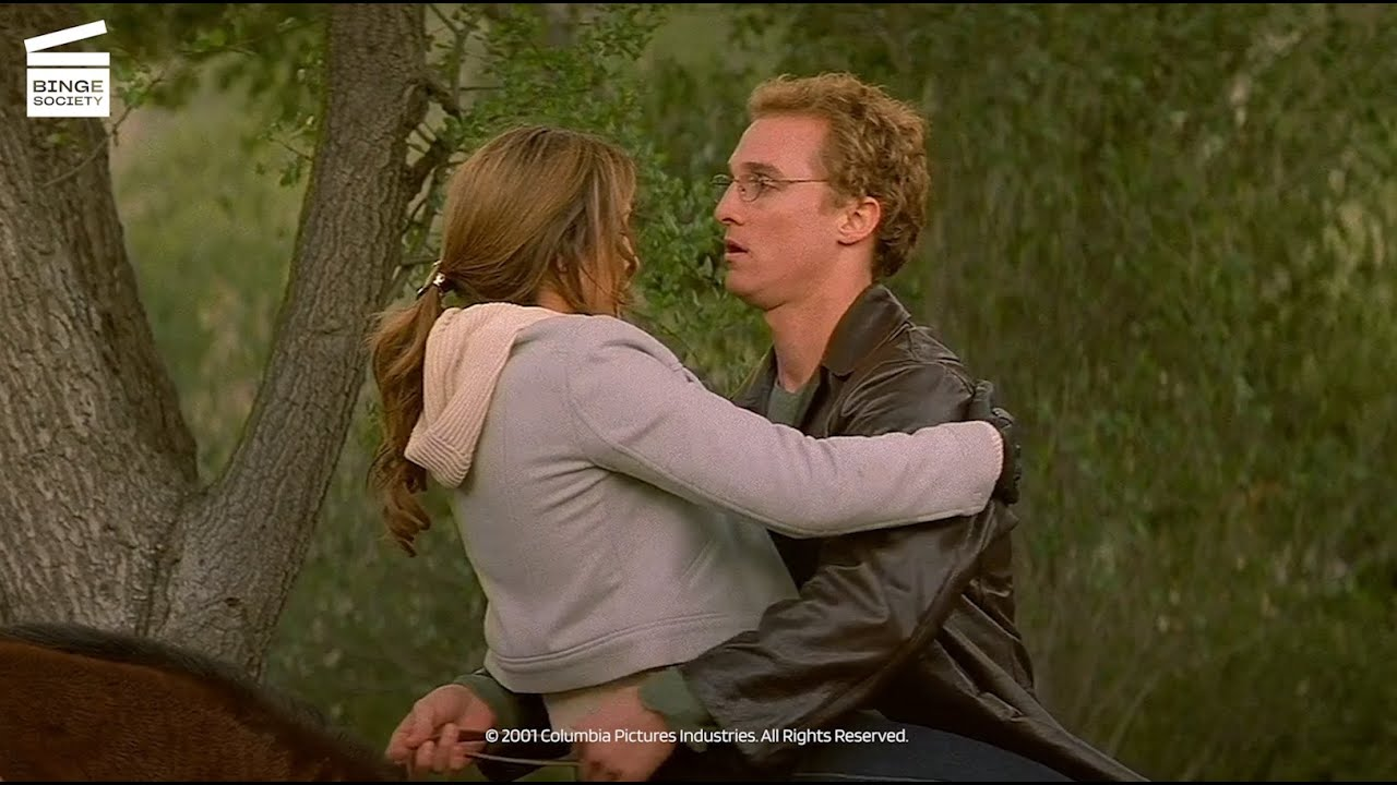 Download The Wedding Planner: Horse riding (HD CLIP)