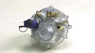 Ремонт газового редуктора на машині. Заміна мембрани.
