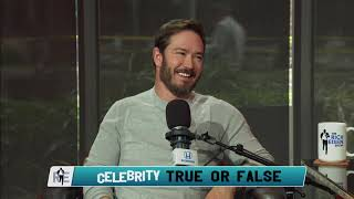 'Celebrity True or False' with Mark-Paul Gosselaar | The Rich Eisen Show