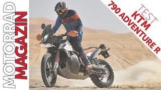 KTM 790 Adventure Test - Keine geht besser über Stock und Stein