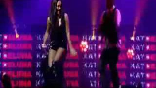 Kat Deluna live run the show and whine up