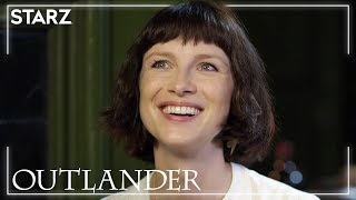 Outlander | Entertainment Tonight Plays Fill-in-the-Blank | STARZ