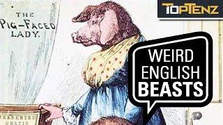 10 Fantastic Beasts of English Myth and Legend