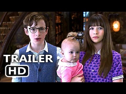 A Series of Unfortunate Events Official Trailer # 2 (2017) Netflix Series HD