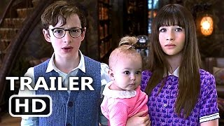 A Series of Unfortunate Events Official Trailer # 2 (2017) Netflix Series HD