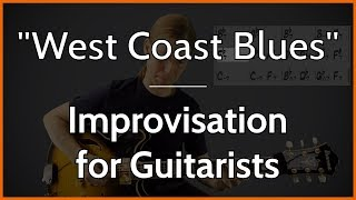 Practice Ideas and Examples West Coast Blues