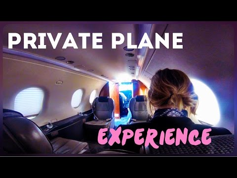 """Private Plane"" Experience with Boutique Air!"