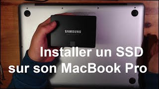 Installer un SSD dans un MacBook Pro ( Samsung EVO 850 250 Go ... be64e0c936e87
