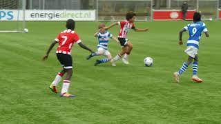 PSV o10 tegen de Graafschap o10