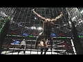 Superstars look back at the nightmare that is the Elimination Chamber