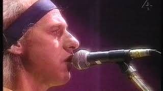 Dire Straits - Telegraph Road - Live [AMAZING SOLO by Mark Knopfler] Basel 1992