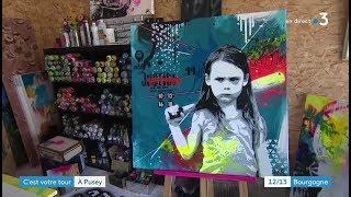 Video C'est votre tour - Dans les coulisses du Street Art download MP3, 3GP, MP4, WEBM, AVI, FLV November 2018