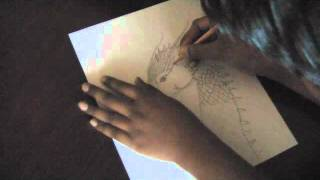 How to Draw an Eragon Dragon: Part 2